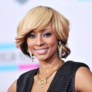 Keri Hilson in 2010 American Music Awards - Arrivals