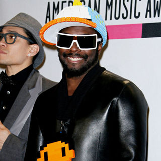 will.i.am in 2010 American Music Awards - Press Room