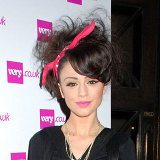 Cher Lloyd in X Factor Finalists Arrive at Victoria House for A very.com Event
