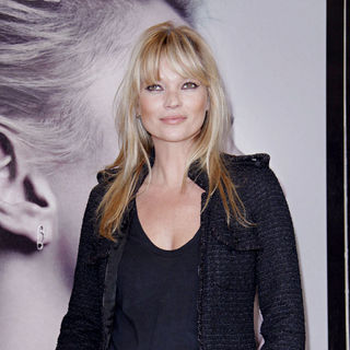 Kate Moss - Kate Moss Launches Her New Fragrance 'Vintage Muse'