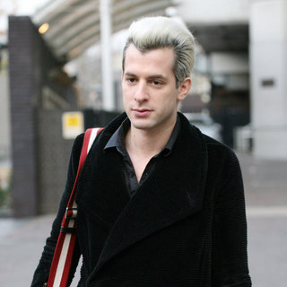 Mark Ronson in Mark Ronson Leaves The ITV Studios