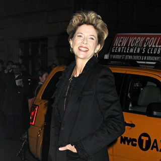 Annette Bening in IFP's 20th Annual Gotham Independent Film Awards - Outside Arrivals