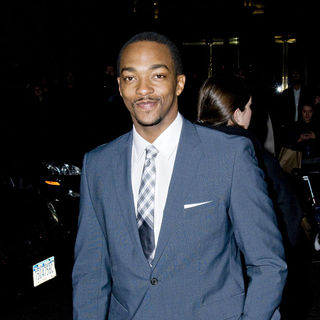 Anthony Mackie in IFP's 20th Annual Gotham Independent Film Awards - Outside Arrivals