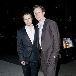 Sam Rockwell, Tony Goldwyn in IFP's 20th Annual Gotham Independent Film Awards - Outside Arrivals
