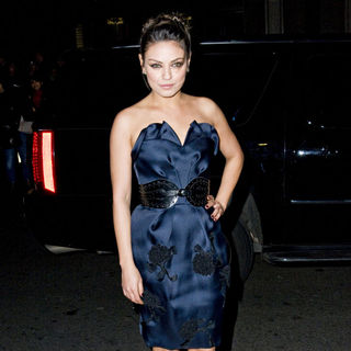 Mila Kunis in IFP's 20th Annual Gotham Independent Film Awards - Outside Arrivals