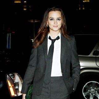 Leighton Meester in IFP's 20th Annual Gotham Independent Film Awards - Outside Arrivals