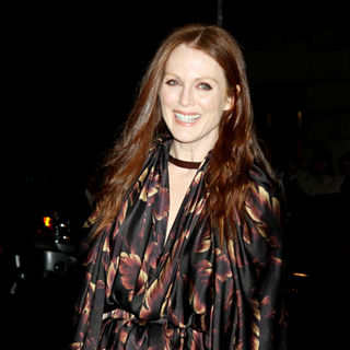 Julianne Moore in IFP's 20th Annual Gotham Independent Film Awards - Outside Arrivals