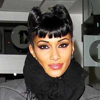 Nicole Scherzinger - Nicole Scherzinger Outside The BBC Radio One Studios