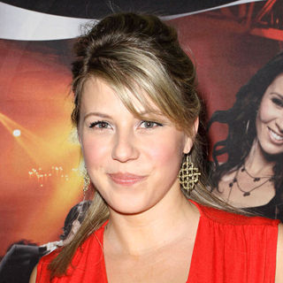 Jodie Sweetin - SFK-Success for Kids, MyLife MyPower Presents 'Breaking The Bullying Cycle'