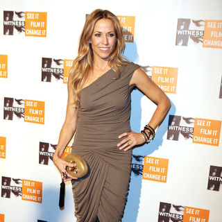 Sheryl Crow in The 6th Annual Witness Focus for Change Benefit Dinner & Concert - Arrivals