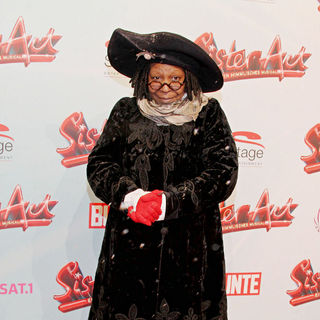 The Premiere of The Musical Sister Act