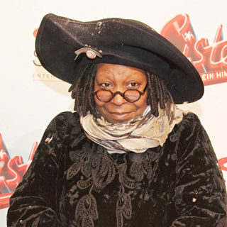 Whoopi Goldberg in The Premiere of The Musical Sister Act