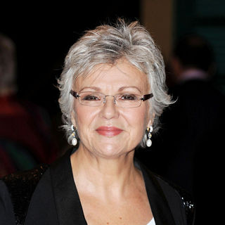 Julie Walters in The 2010 Sky 3D Women in Film and Television Awards