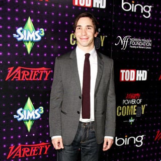Justin Long in Variety's Power of Comedy Presented by Sims 3 in Partnership with Bing
