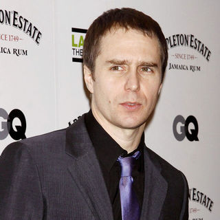 Sam Rockwell in LAByrinth Theater Company's 8th Annual Gala Benefit - Arrivals