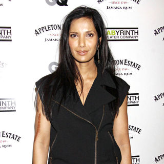 Padma Lakshmi in LAByrinth Theater Company's 8th Annual Gala Benefit - Arrivals