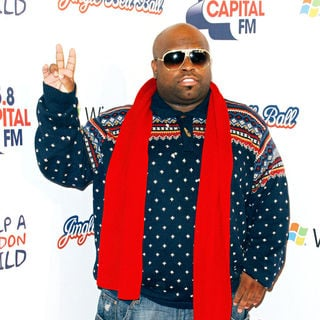 Cee-Lo in Jingle Bell Ball at The O2 Arena - Day 2