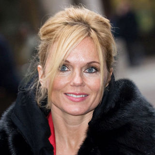 Geri Halliwell in The 18th Annual ICAP Charity Day