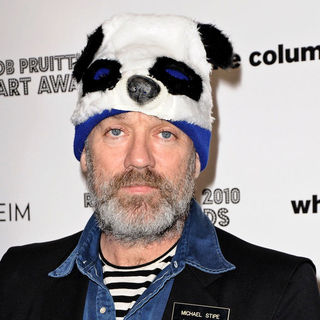 Michael Stipe in The 2nd Annual Rob Pruitt Art Awards - Arrivals