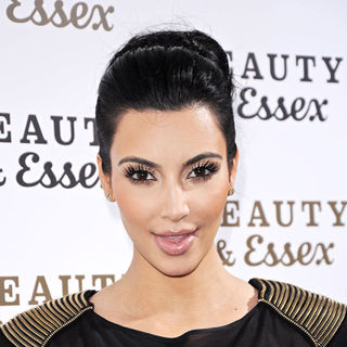 Kim Kardashian - Beauty & Essex Grand Opening - Arrivals