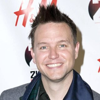 Mark Hoppus in Z 100's Jingle Ball 2010 Presented by H&M
