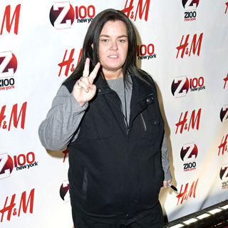 Rosie O'Donnell in Z 100's Jingle Ball 2010 Presented by H&M - Arrivals