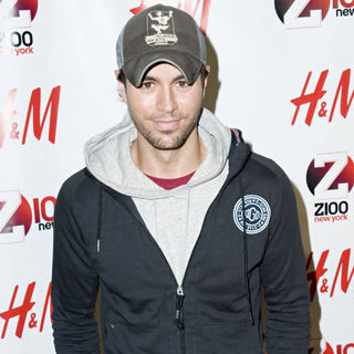 Enrique Iglesias - Z 100's Jingle Ball 2010 Presented by H&M - Arrivals