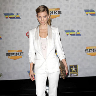 AnnaLynne McCord in Spike TV's 2010 Video Game Awards - Arrivals