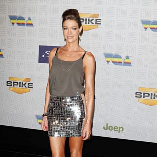 Denise Richards in Spike TV's 2010 Video Game Awards - Arrivals
