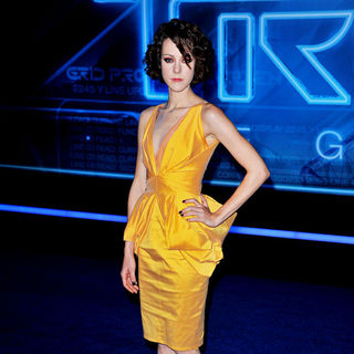 "Jena Malone in Los Angeles Premiere of ""Tron Legacy"""