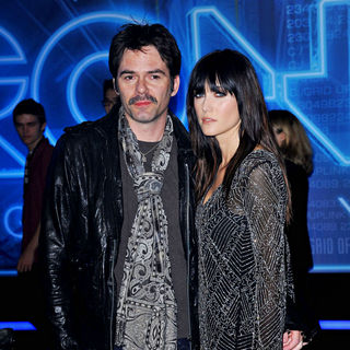 "Billy Burke, Pollyanna Rose in Los Angeles Premiere of ""Tron Legacy"""