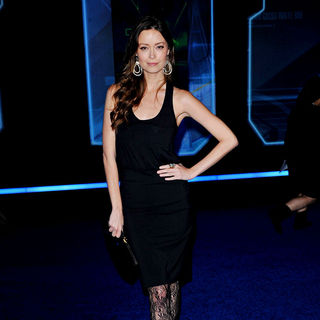 "Summer Glau in Los Angeles Premiere of ""Tron Legacy"""