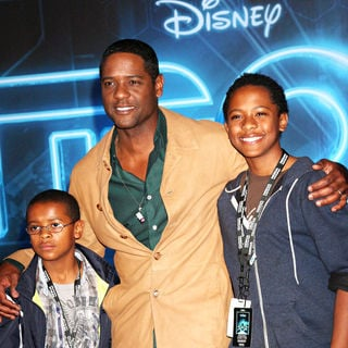 "Blair Underwood in Los Angeles Premiere of ""Tron Legacy"" - wenn3140329"