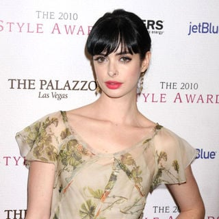 Krysten Ritter in The 2010 Hollywood Style Awards