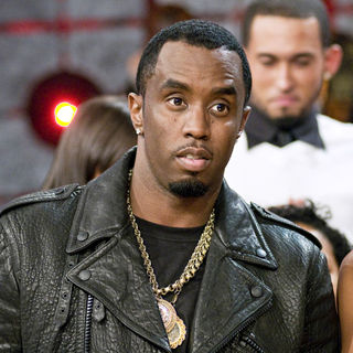 P. Diddy - P. Diddy Visits BET's 106 & Park