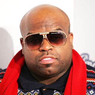 Cee-Lo in The Capital FM Jingle Bell Ball