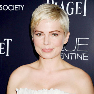 Michelle Williams in The Cinema Society & Piaget Screening of 'Blue Valentine'