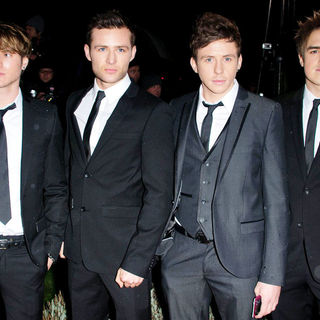 McFly in A Night of Heroes: The Sun Military Awards - wenn3145628