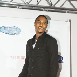 Trey Songz Meet and Greet for The Beat 100.3 - wenn3147670