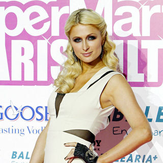 Paris Hilton - The Launch of 'SUPERMARTXE VIP