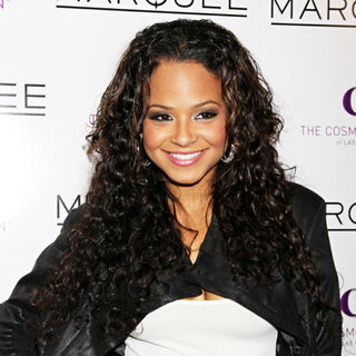 Christina Milian in Grand Opening of Marquee Nightclub - Arrivals