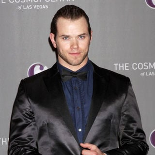 Kellan Lutz in The Cosmopolitan Grand Opening and New Year's Eve Celebration