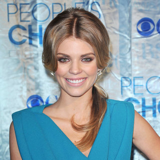 AnnaLynne McCord in 2011 People's Choice Awards - Arrivals