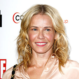Chelsea Handler in Comcast Entertainment Group TCA Cocktail Reception