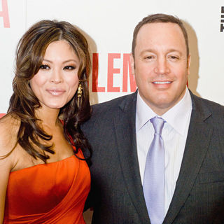 Steffiana De La Cruz, Kevin James in World Premiere of 'The Dilemma' - Arrivals