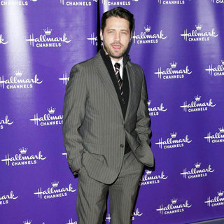 Jason Priestley in Hallmark Channel's Premiere Evening Gala Winter 2011 TCA Press Tour