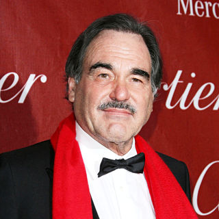 Oliver Stone in 2011 Palm Springs International Film Festival Awards Gala Presented by Cartier