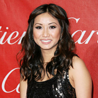 Brenda Song in 2011 Palm Springs International Film Festival Awards Gala Presented by Cartier