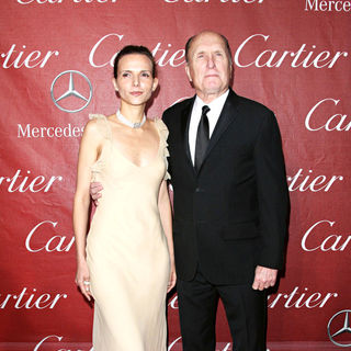 Luciana Pedraza, Robert Duvall in 2011 Palm Springs International Film Festival Awards Gala Presented by Cartier