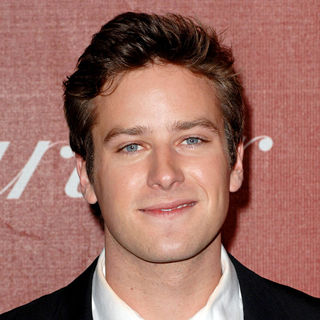 Armie Hammer in 2011 Palm Springs International Film Festival Awards Gala Presented by Cartier